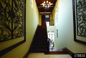 小别墅楼梯装修效果图欣赏