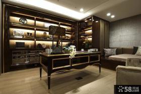 欧式豪华风格别墅室内装修效果图