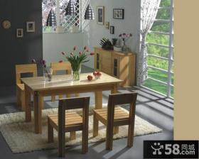 小户型家装室内餐厅设计效果图