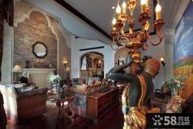 复式楼室内装饰效果图