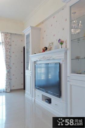 简约家装一居室装饰效果图