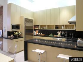 现代家庭设计装修厨房