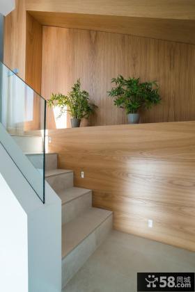 跃层小楼梯设计