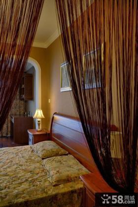 美式乡村风格卧室装修设计