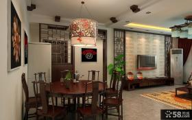 餐厅古典家具图片