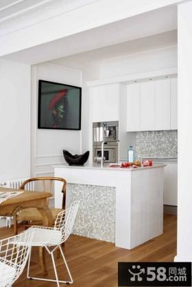 单身公寓小厨房装修效果图大全2013图片