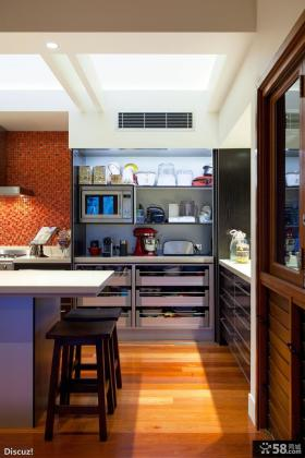 厨房橱柜内部设计图片