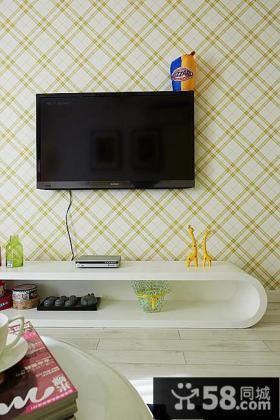 2013年优质电视背景墙壁纸图片