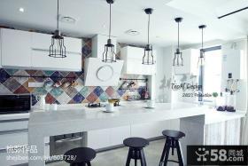 小复式楼厨房装修效果图
