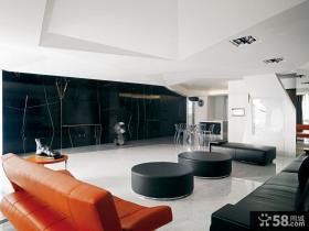 现代简约式家装设计效果图