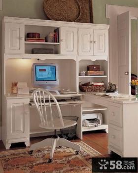 欧式电脑桌图片