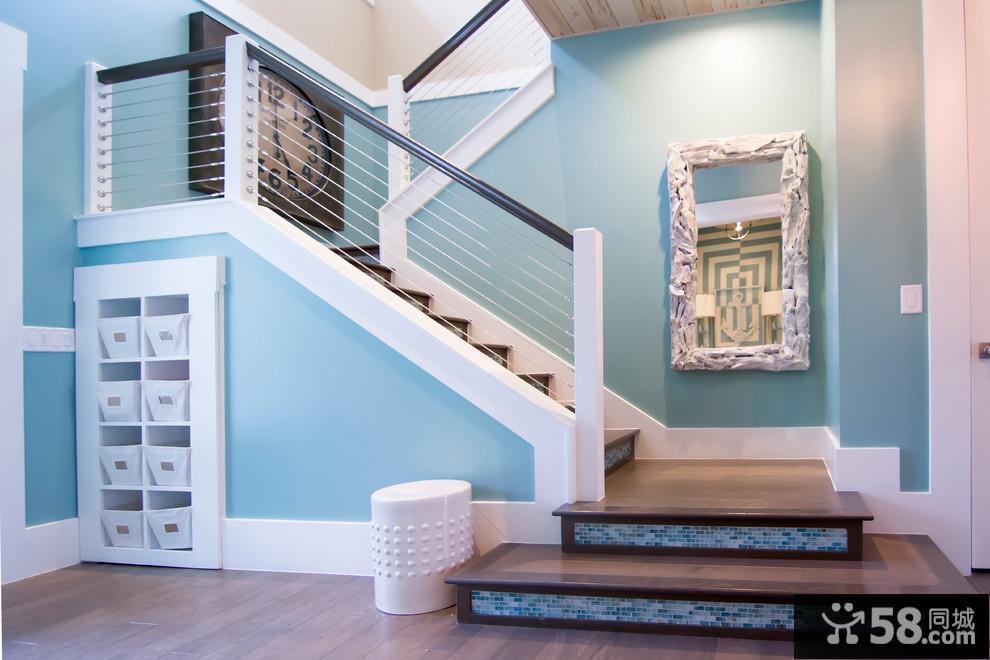 现代楼梯装修效果图