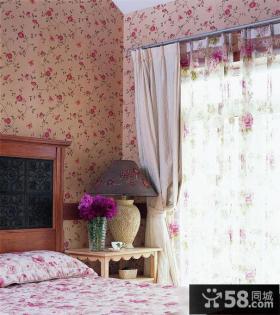 女生卧室壁纸设计图片