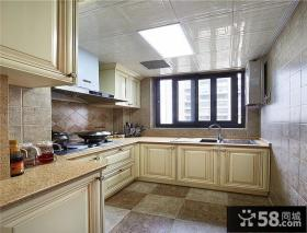 3万简欧风格厨房装修设计