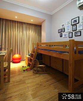 美式风格儿童房装修效果图欣赏