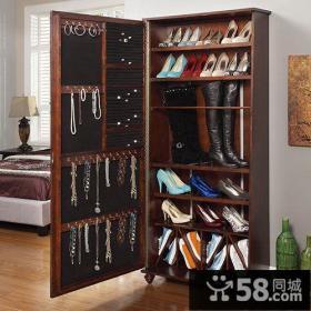 室内鞋柜装修效果图