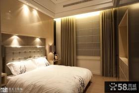 现代简约10平米卧室装修效果图欣赏