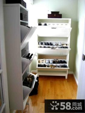 门厅鞋柜设计效果图
