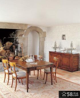 30万打造奢华古典欧式风格卧室装修效果图大全2014图片
