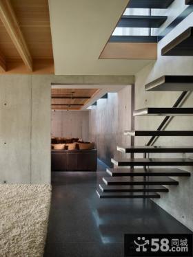 家庭设计楼梯效果图欣赏大全