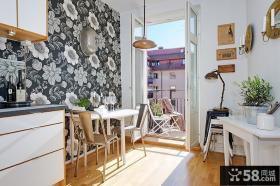 80平小户型简洁客厅装修效果图大全2012图片