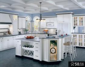 地中海风格装修厨房图