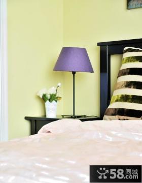 家装床头台灯效果图片