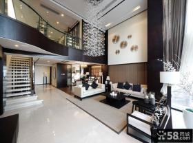 顶级新中式复式别墅设计