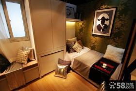后现代风格卧室装修图欣赏