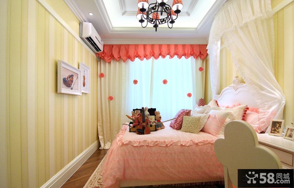 女卧室装修效果图