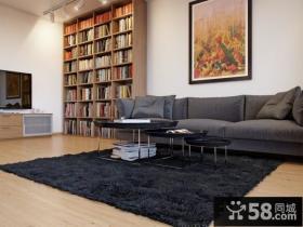 很炫很时尚的现代风格客厅装修效果图