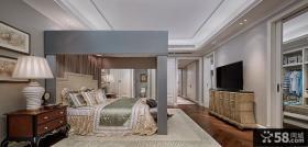 时尚复古欧式风格卧室
