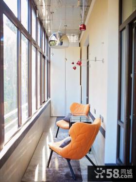生活阳台家具装修设计