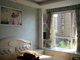 卧室大飘窗装修设计