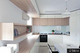 简约清新厨房设计
