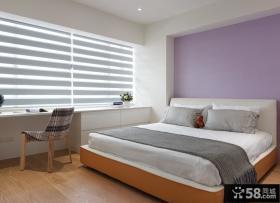 简约现代风格卧室装饰效果图片欣赏