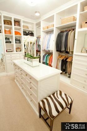 时尚家装衣柜图片