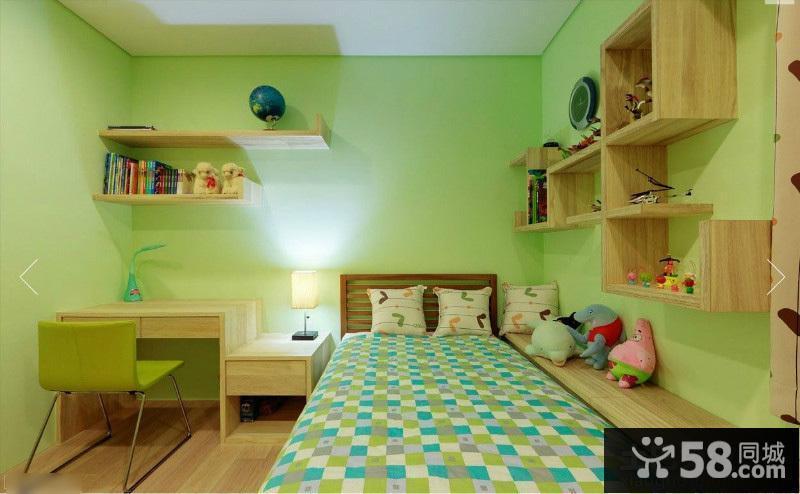 8平米简单儿童房装修