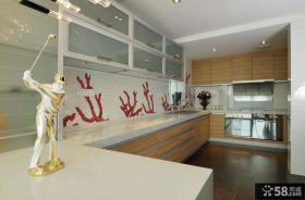 优质开放式厨房装修效果图大全2013图欣赏