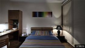 家庭设计室内卧室图片欣赏2014