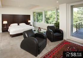 简欧风格三房两厅客厅装修效果图大全2014图片