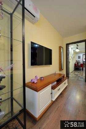 美式室内设计电视背景墙