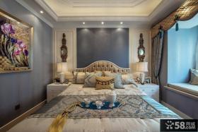 欧式风格豪华时尚卧室图片