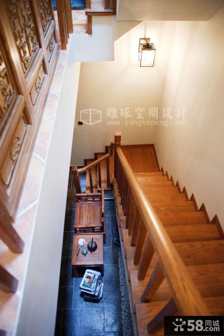 复式楼楼梯装修效果图大全2013图片图片