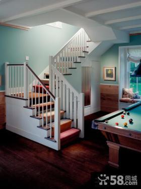 家装室内时尚楼梯图片欣赏大全