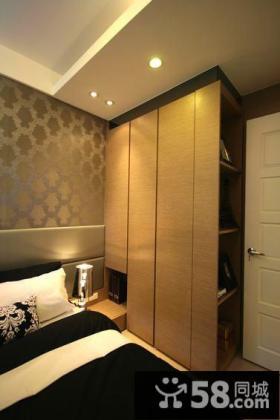 2015现代风格一居室室内设计图片