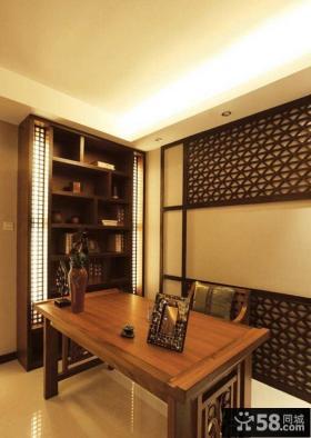 东南亚风格复式装修设计图片欣赏