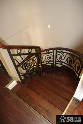 古典欧式室内楼梯装饰图片