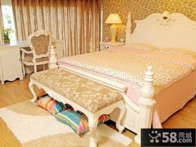 2013欧式家装卧室装修效果图片