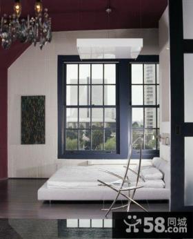两房一厅打造欧式简约卧室装修效果图大全2014图片